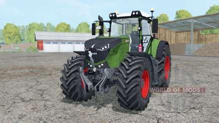 Fendt 1050 Vario mughal green für Farming Simulator 2015