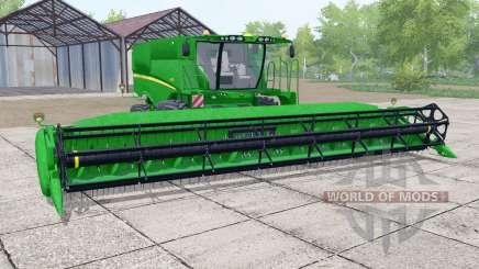 John Deere S670 header trailer für Farming Simulator 2017