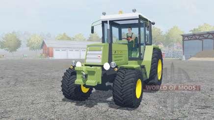 Fortschritt Zt 323-A pistachio für Farming Simulator 2013