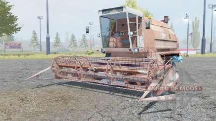 Bizon Gigant Z083 pour Farming Simulator 2013