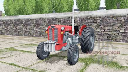 IMT 558 coral red für Farming Simulator 2017