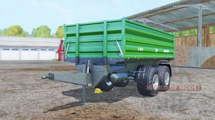 Brantner TA 14045 XXL pour Farming Simulator 2015