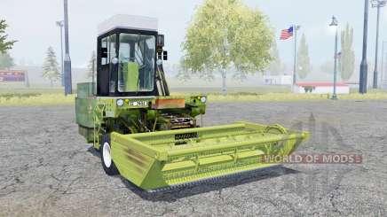 Fortschritt E-281 _ für Farming Simulator 2013