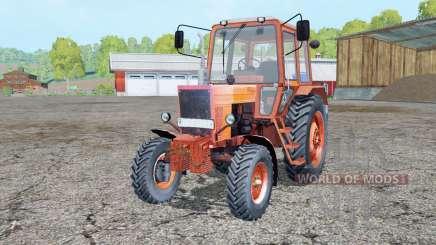 MTZ 82 Biélorussie ajouter roues pour Farming Simulator 2015