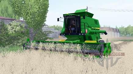 John Deere 1550 crawler modules für Farming Simulator 2017