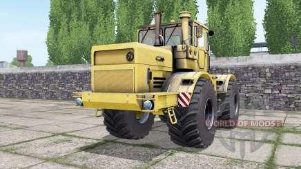 Kirovets K-700a variateur électronique Gety pour Farming Simulator 2017