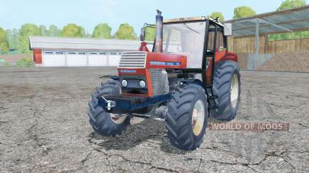 Ursus 1214 manual ignition pour Farming Simulator 2015