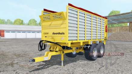 Veenhuis W400 arylide yellow pour Farming Simulator 2015