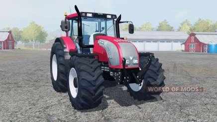 Valtra T182 bright red color für Farming Simulator 2013