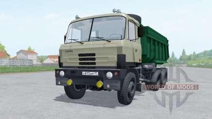 Tatra T815 S3 v2.2.2 für Farming Simulator 2017