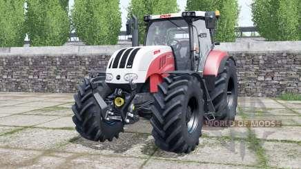 Steyr 6225 CVT für Farming Simulator 2017