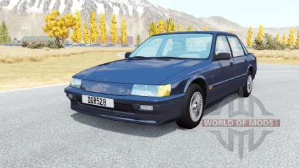 Ibishu Pessima 1988 turbo diesel engine v1.1 pour BeamNG Drive