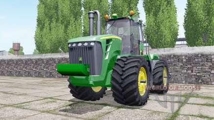 John Deere 9630 spanish green pour Farming Simulator 2017