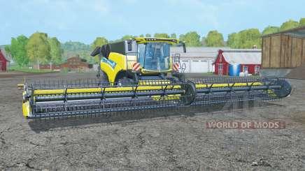 New Holland CR10.90 pure yellow pour Farming Simulator 2015