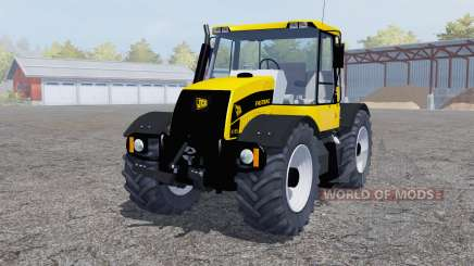 JCB Fastrac 3185 yellow pour Farming Simulator 2013