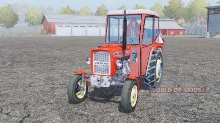 Ursus C-330 vivid red pour Farming Simulator 2013