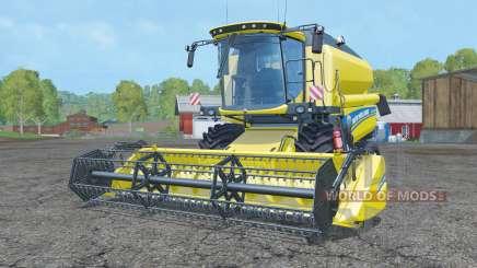 New Holland TC5.90 pure yellow für Farming Simulator 2015