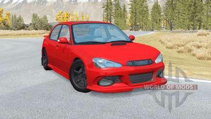 Hirochi Sunburst Sport RS v2.9 pour BeamNG Drive