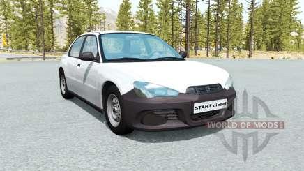 Hirochi Sunburst Start pour BeamNG Drive