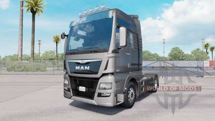 MAN TGX 18.640 XXL cab 2016 für American Truck Simulator