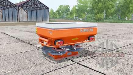 Kubota DSC700 pour Farming Simulator 2017