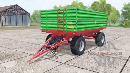 Pronar T653-2 lime green für Farming Simulator 2017