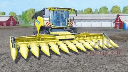 New Holland CR10.90 capacity doubled pour Farming Simulator 2015