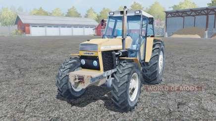 Ursus 1614 very soft orange pour Farming Simulator 2013