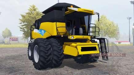 New Holland CR9090 yellow pour Farming Simulator 2013