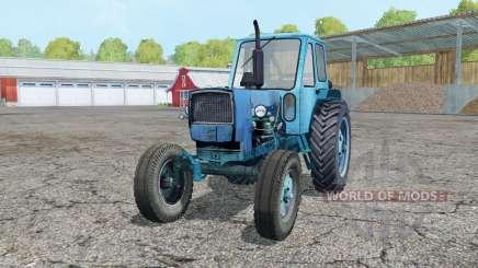 YUMZ-6L hellen himmelblau Farbe für Farming Simulator 2015