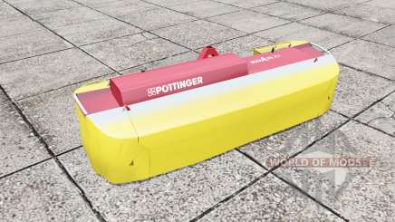 Pottinger Novaalpin 301 T fast coupler pour Farming Simulator 2017