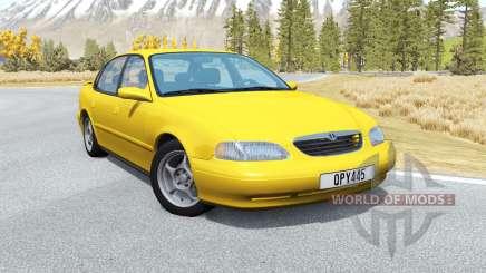 Ibishu Pessima 1996 turbo diesel engine pour BeamNG Drive