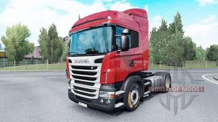 Scania G380 Highline 2009 pour Euro Truck Simulator 2