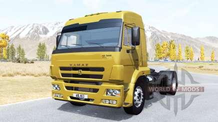 KamAZ-5460 pour BeamNG Drive