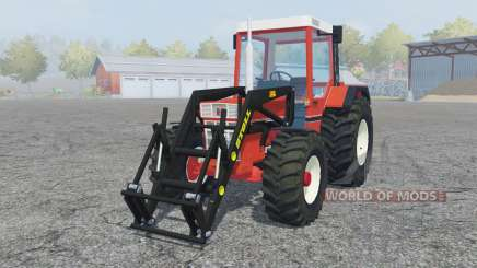 International 844 XL front loader für Farming Simulator 2013