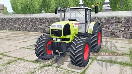 Claas Atles 936 RZ conifer pour Farming Simulator 2017