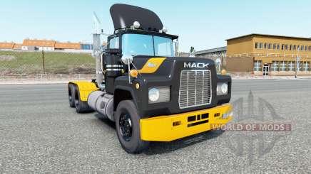 Mack R600 Day Cab 6x4 für Euro Truck Simulator 2