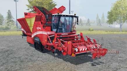 Grimme Maxtron 620 carmine pink für Farming Simulator 2013