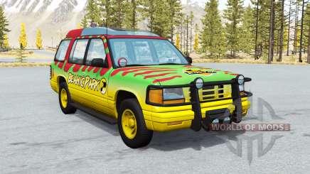 Gavril Roamer Tour Car Beamic Park v2.0.1 pour BeamNG Drive