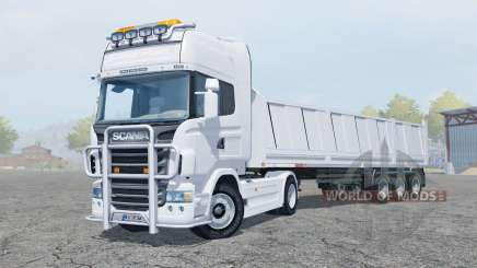Scania R560 Highline pour Farming Simulator 2013