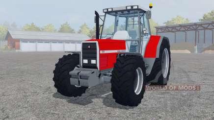 Massey Ferguson 8110 pour Farming Simulator 2013