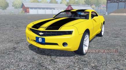 Chevrolet Camaro 2010 für Farming Simulator 2013
