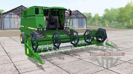 John Deere 2064 pantone green pour Farming Simulator 2017