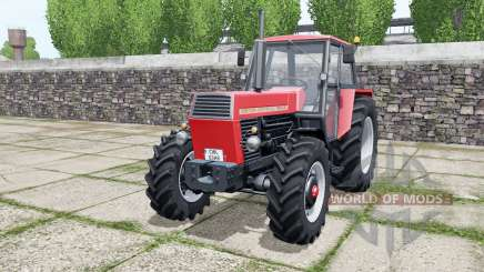 Zetor 12045 Crystal sunburnt cyclops für Farming Simulator 2017