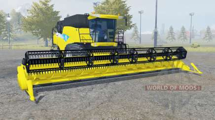 New Holland CR9090 safety yellow pour Farming Simulator 2013