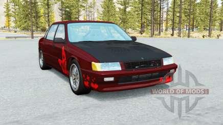 Ibishu Pessima 1988 V6 Drift v1.2 pour BeamNG Drive