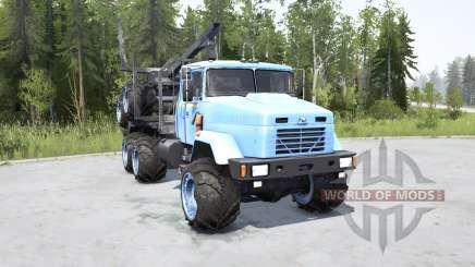 KrAZ-6322 pour MudRunner