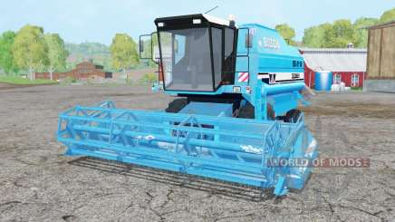 Bizon BS-5110 vivid sky blue pour Farming Simulator 2015