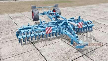 Lemken Heliodor 9-600 KA v1.3 pour Farming Simulator 2017