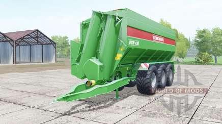 Bergmann GTW 430 pigment green für Farming Simulator 2017